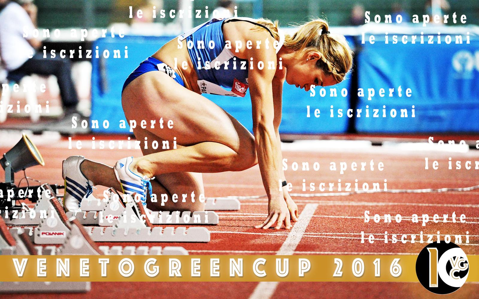 Sono ufficialmente aperte le iscrizioni alla Venetogreencup 2016!